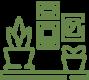 vivaio locatelli arredamento verde per interni bergamo